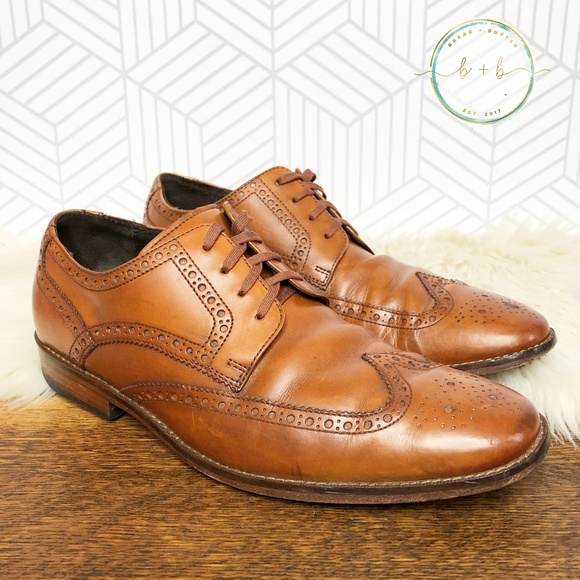 6d1c4f20edd Cole Haan Other - Cole Haan Air Giraldo Wingtip Derby Shoes